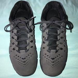 Men's Black Nike Lunar Sneakers, Sz 9.5